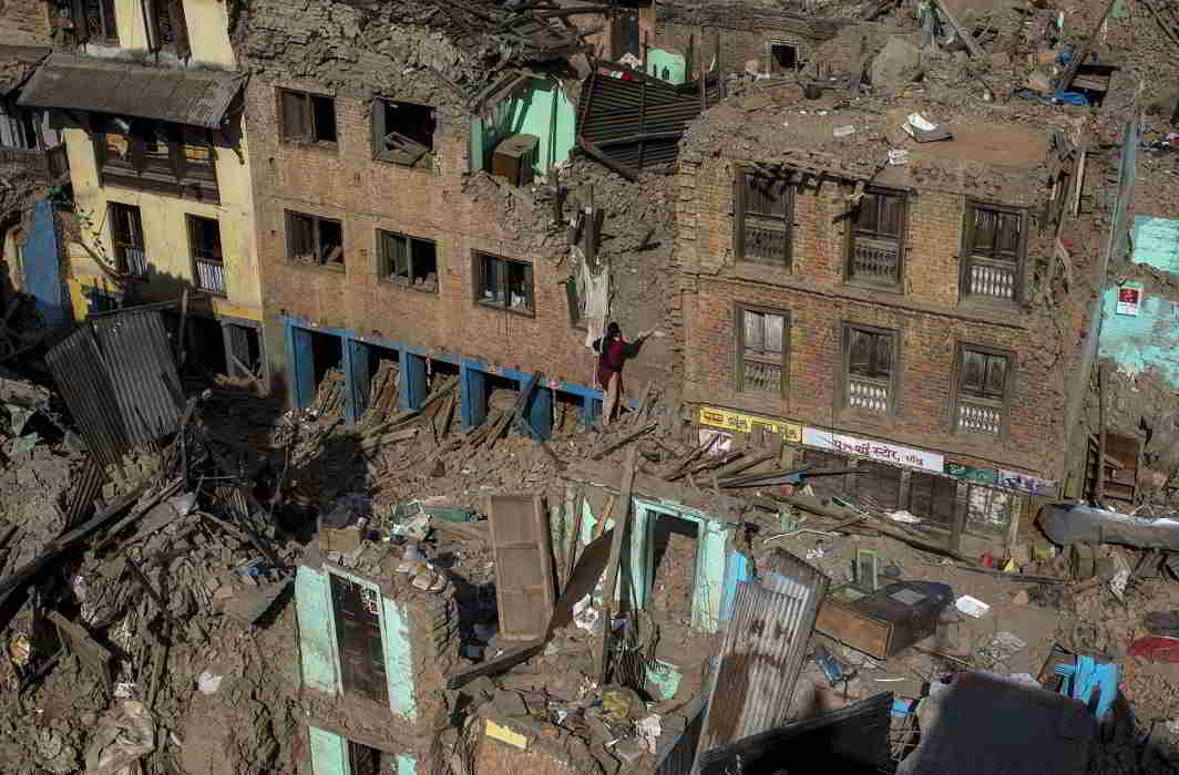 India is working on earthquake forecasting system
