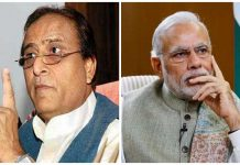 Azam khan threatens PM Modi on triple talaq, said will go to UN against PM
