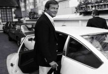 Roger Moore i.e. 'James Bond' was very attachment to India