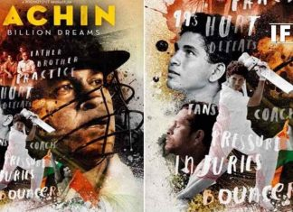 Premiere of Sachin's film, Big legend reached