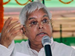 """Prior to joining Sonia's lunch at the party, Lalu said, """"We are the big brother of the great coalition."""""""