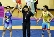 Sakshi, Divya and Vineesh gave India 'silver hatric' in Asian wrestling championship