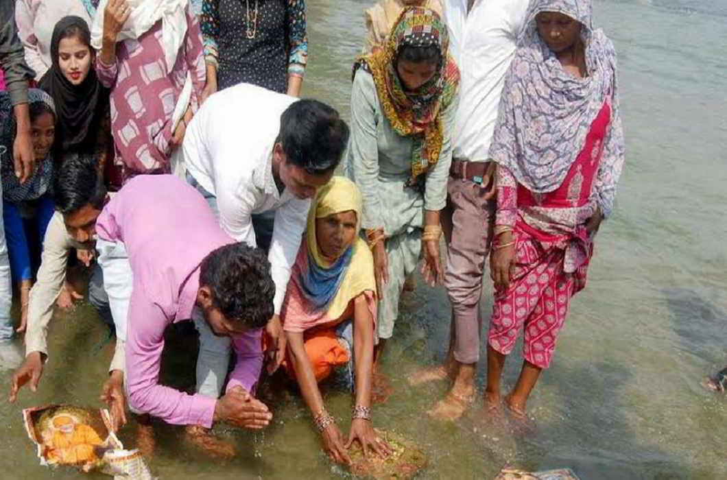 180 Dalit families of Saharanpur left Hinduism