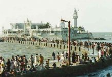 SC has appreciates efforts to remove encroachment by Haji Ali Dargah