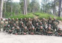 the terrorists of Hizbul taking the training in POK, Picture viral