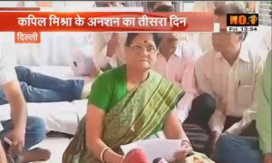 Kapil Mishra's mother wrote an open letter to Kejriwal