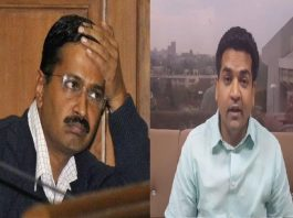 Kejriwal and his party 'AAP' Accused of taking bribe of 2 crore