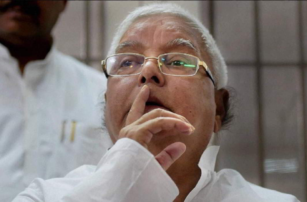 criminal conspiracy case face on Lalu :Supreme court