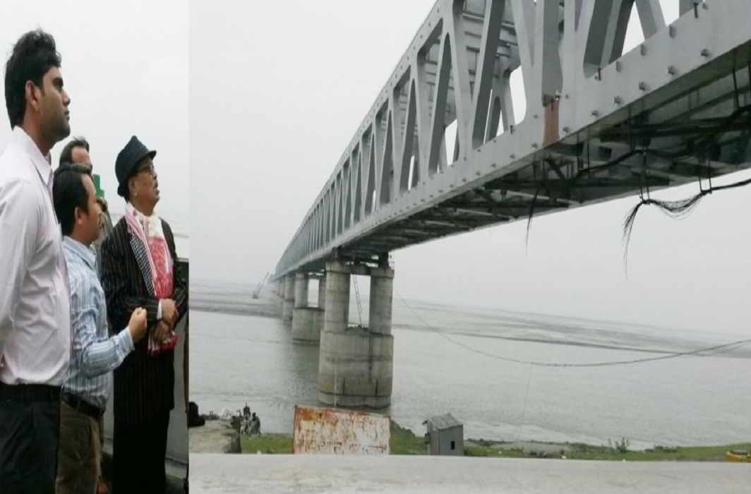 PM Modi will inaugurate India's longest bridge on May 26