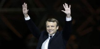 Emmanuel Macron will be France's youngest president