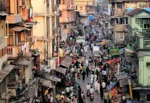 Mumbai, Kota in the list of the most crowded cities in the world