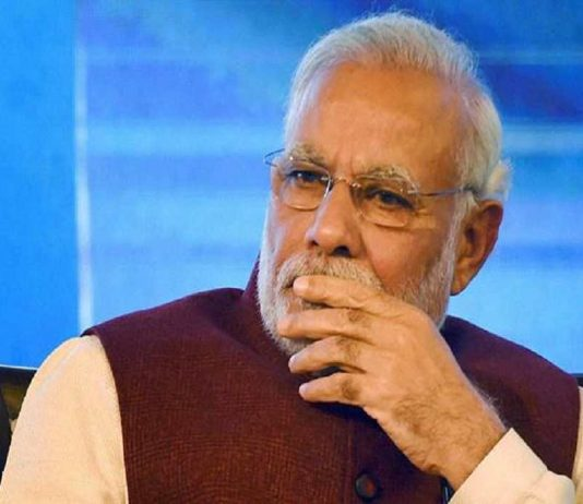 Person called from pakistan ask price for killing modi