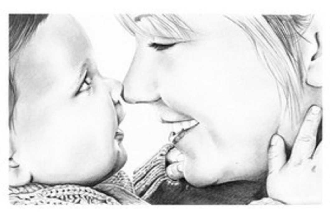 A tribute to a mother on mother's day