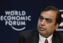 Mukesh Ambani has been named in the list of Top 25 names of Global Game Changer released by Forbes.