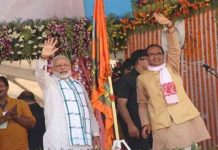 PM Modi gave message to save Narmada