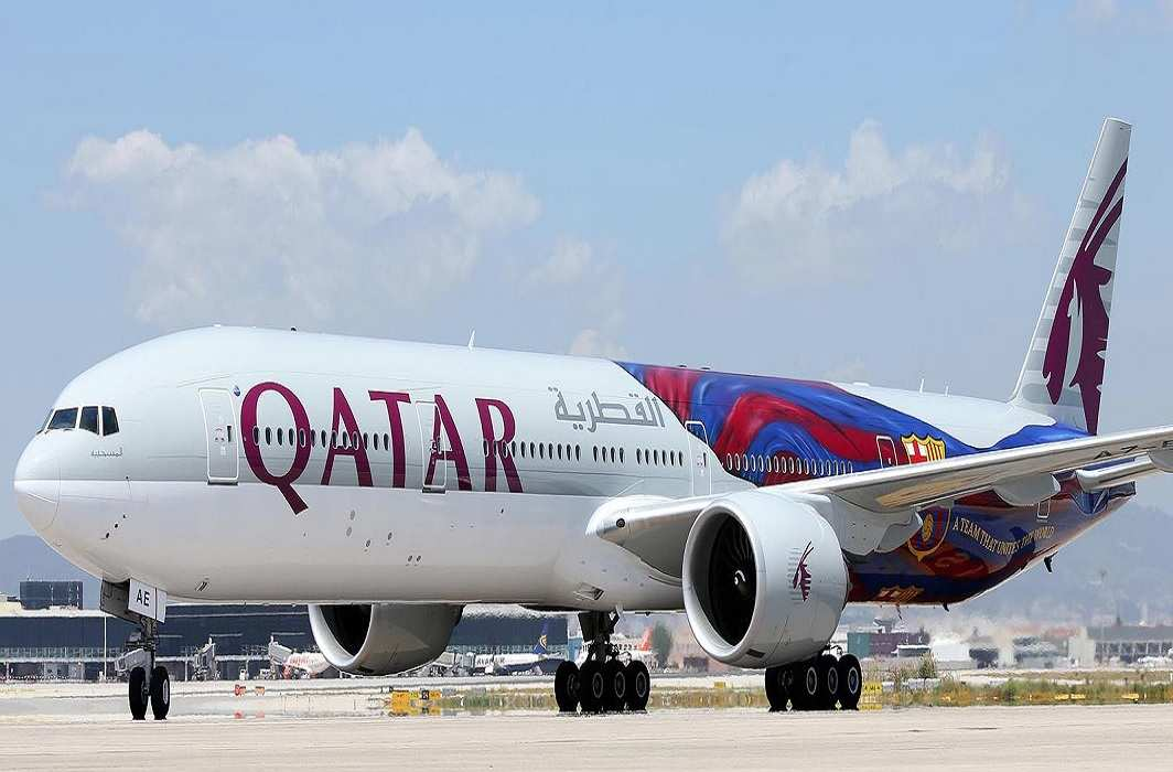 Qatar Airways stopped the journey of Gujarat Deputy Chief Minister's son