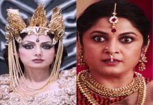 Ram Gopal Varma has asked Sridevi why she didn't play the role of sivagami in Baahubali