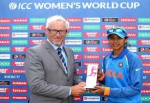 Indian women team defeated West Indies women team by seven wickets.
