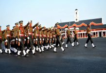 ima passing out parade indian army gets 423 officer