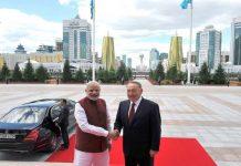 PM Modi left for Kazakistan for SCO meeting, India will permanent member
