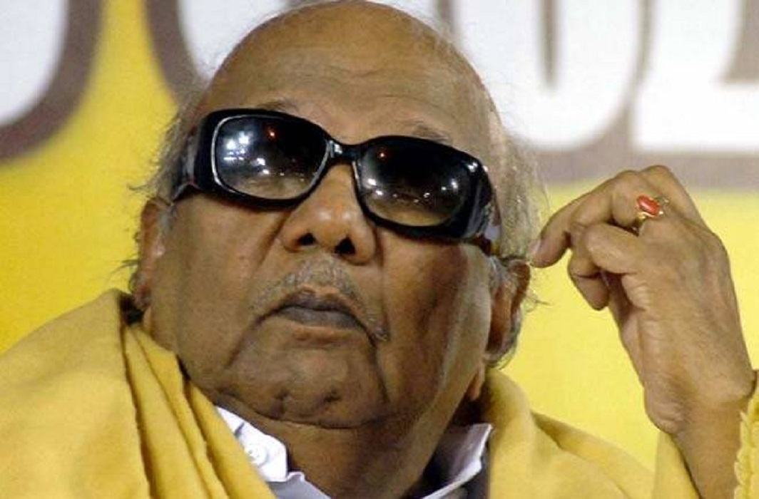 Karunanidhi's Birthday pretend, Solidarity of opposition