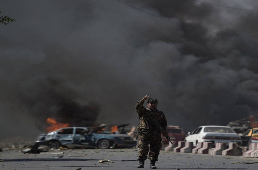 In kabul, bombing Will be stay