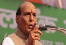 45 percent reduction in infiltration after surgical strike: Rajnath Singh