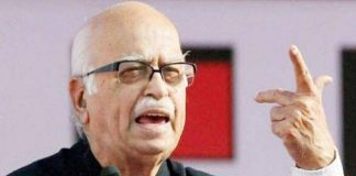 Advani ji should be President