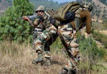 In Nagaland Security forces And Militants In Encounter, Three militant Pile, A army man martyr
