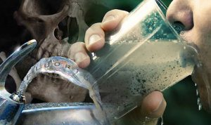 Ground water Is polluted by Misuse of metals, Danger to nature