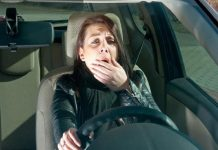 This smartphone app will alert the driver