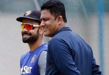 Anil Kumble gets extension till West Indies tour, Told to Kohli 'Adjust'