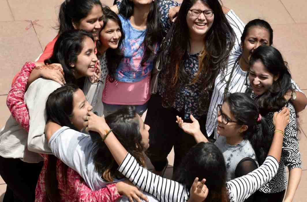 Bihar board's 10th exam result released