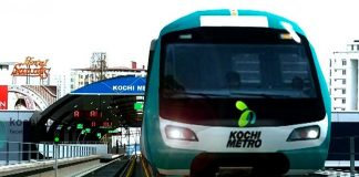 PM Modi inaugurated Kochi Metro