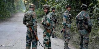 Terrorist attack in Jammu and Kashmir, Seven major attacks within four hours