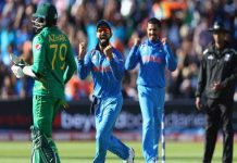 India beats Pakistan in champions trophy