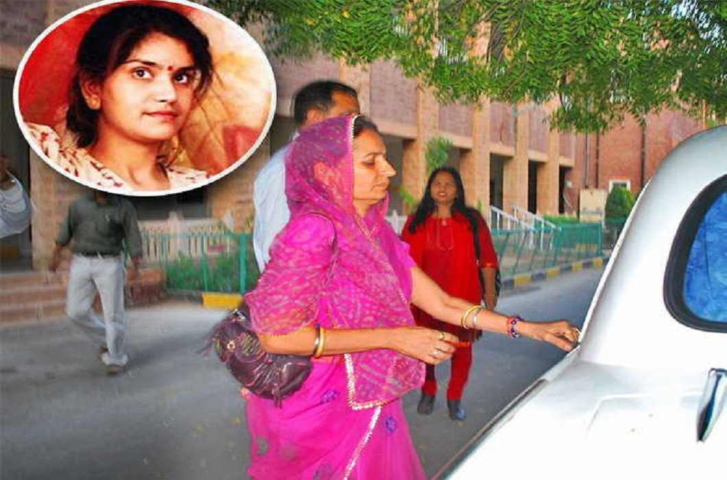 Indira Bishnoi arrested for Bhanwari devi murder case