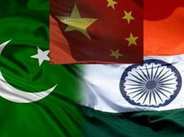 China want way from the pak