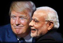 Modi & Trump