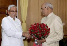 Nitish has given support to Kovind, Lalu and Congress's troubles