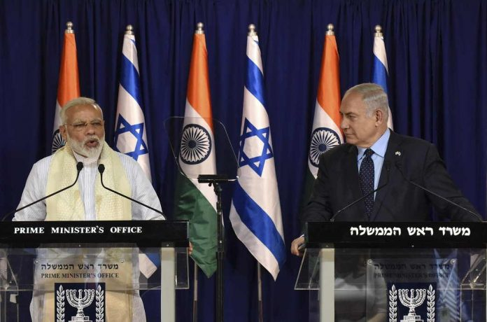 India and Israel Agreement