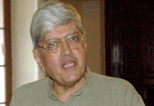 Gopal Krishna Gandhi will be Vice Presidential candidate for the opposition