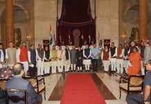 After the Monsoon Session, the Modi Cabinet may be expand