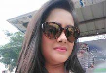 Bollywood actress Bidisha Bezbaruah