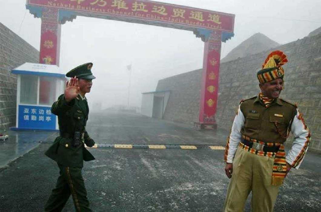 India Chian Border