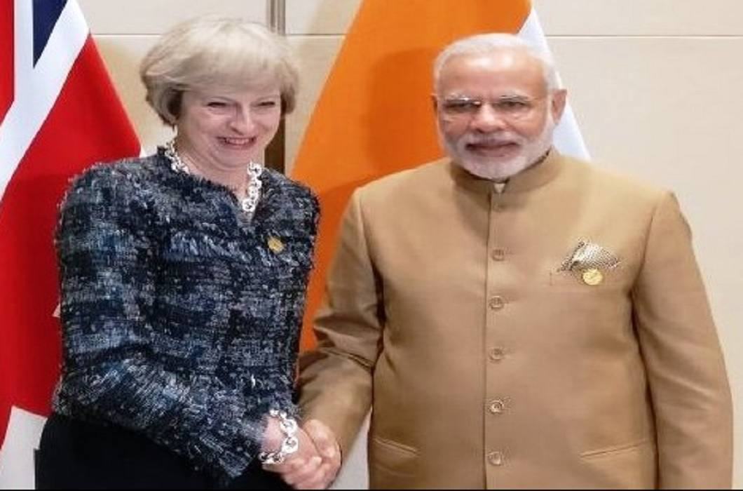 Modi-Theresa meet, talk about Mallya's return to India