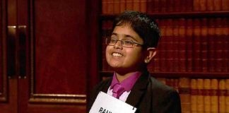 This child's IQ is more than that of Einstein and Hawking