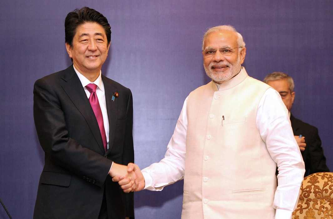 After the US in the Dockham dispute, Japan has now come up with India openly