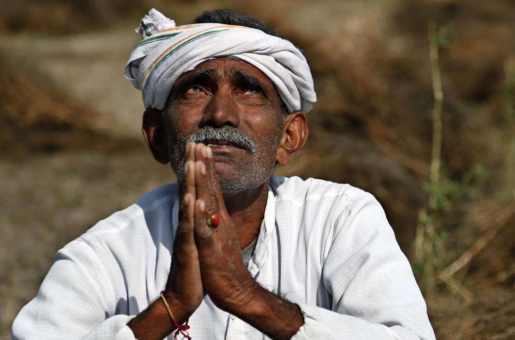 Farmers suicides not less after loan waiver