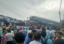 Rail accident in Muzaffarnagar, 20 killed, more than 50 injured